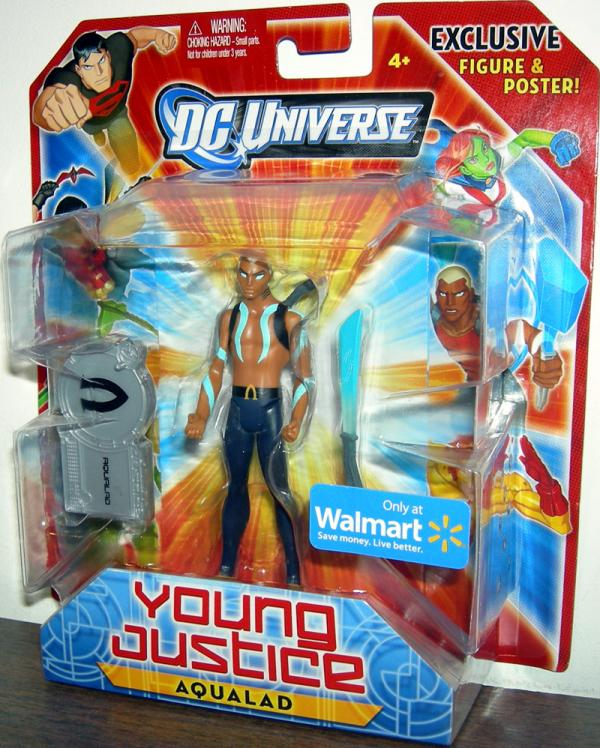 Aqualad, Young Justice, Walmart Exclusive