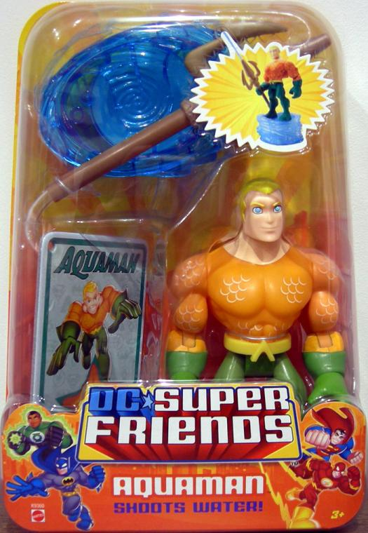 Aquaman, DC Super Friends