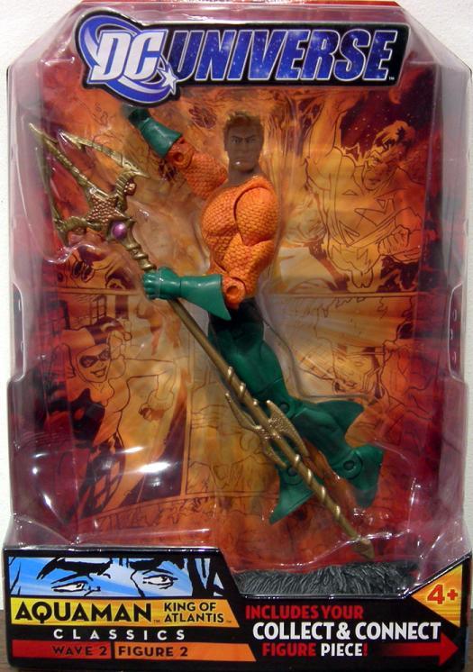 Aquaman King Atlantis, DC Universe, short hair version