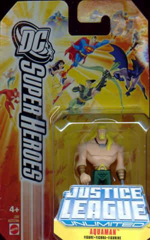 Aquaman, DC SuperHeroes die-cast