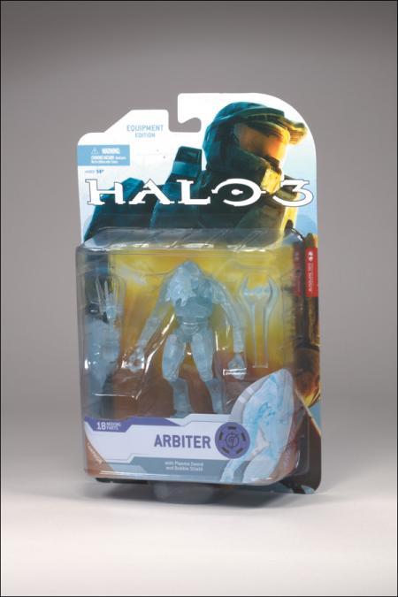 Arbiter, active camo, equipment edition