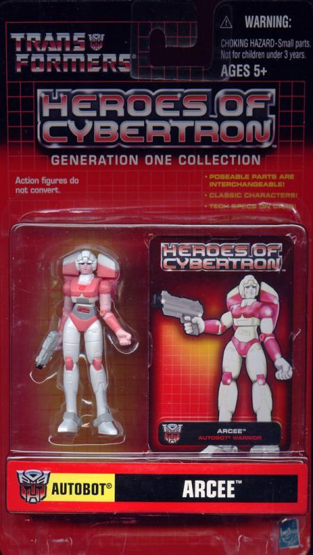 Arcee, Heroes Cybertron