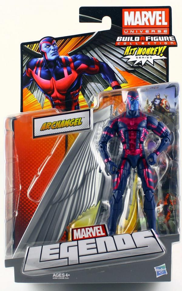 Archangel Marvel Legends Universe Hit Monkey Series Action Figure