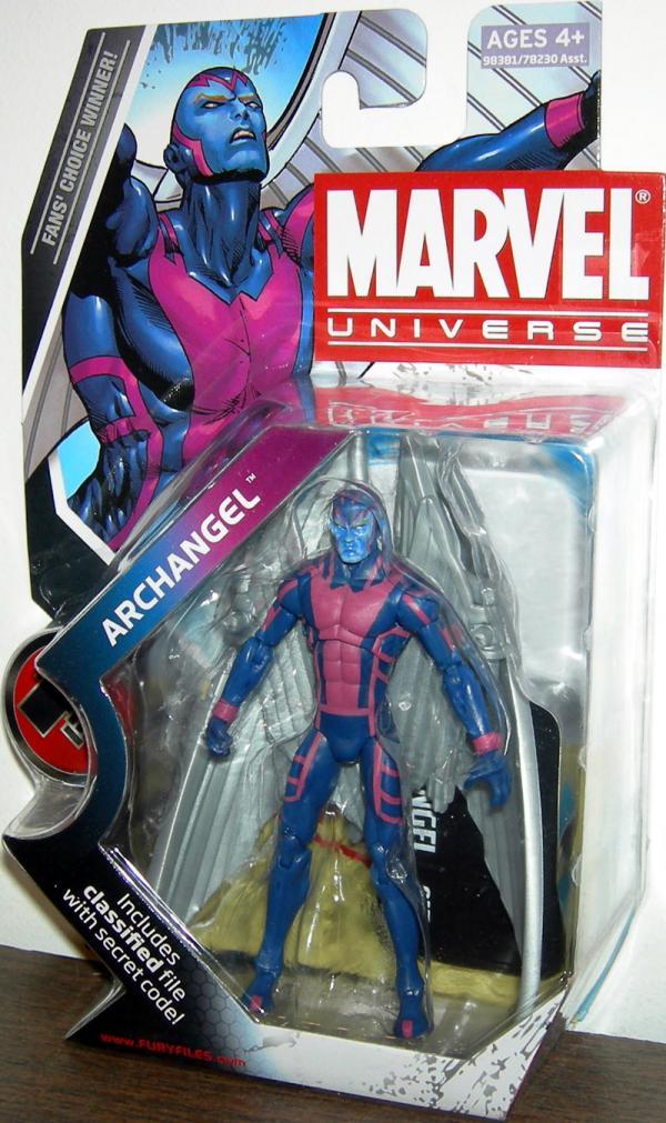 Archangel, Marvel Universe, series 2, 015