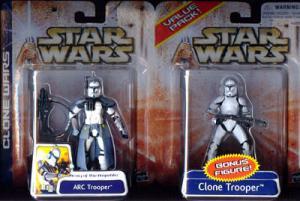 ARC Trooper Clone Trooper 2-Pack