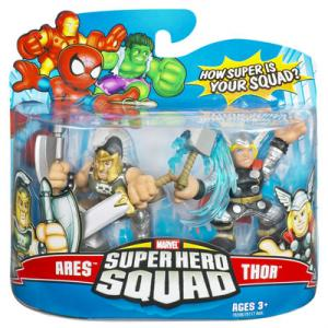 Ares Thor, Super Hero Squad