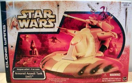 Armored Assault Tank, AAT, Clone Wars