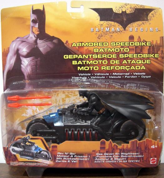 Armored Speedbike, Batman Begins