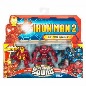Armor Vault, Super Hero Squad