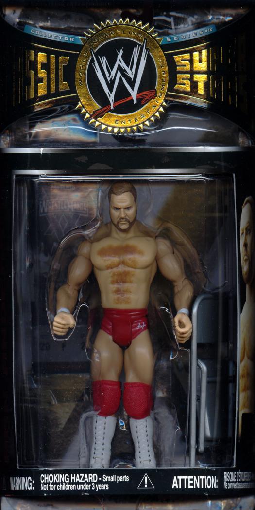Arn Anderson WWE Classics Action Figure Jakks Pacific