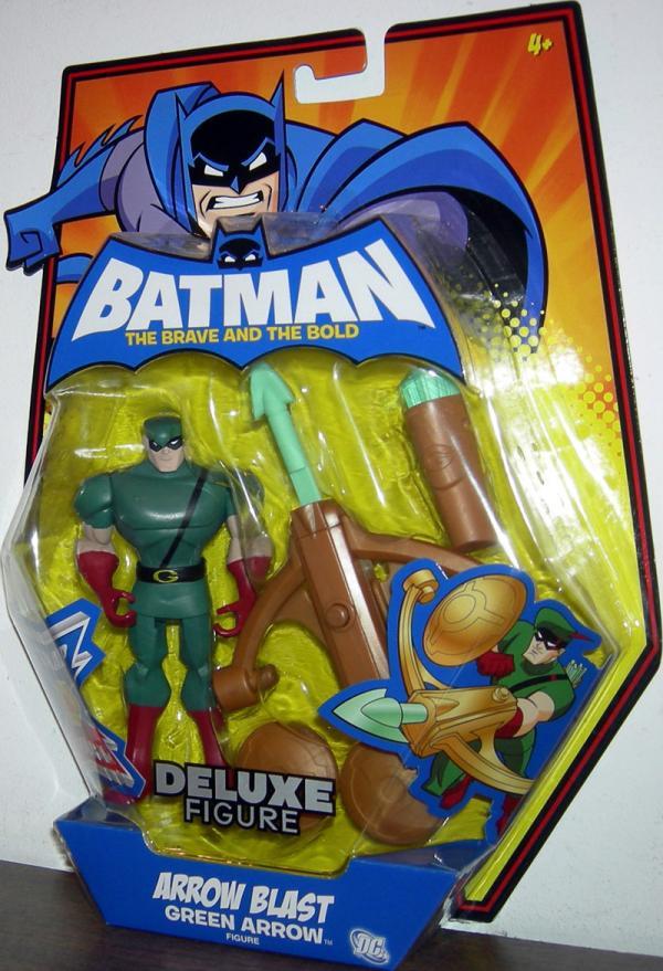 Arrow Blast Green Arrow