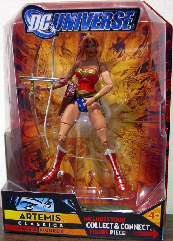Artemis, DC Universe