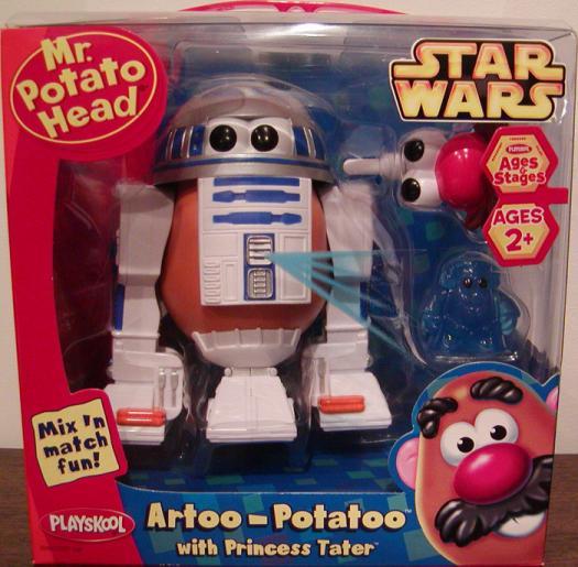 Artoo-Potatoo Princess Tater