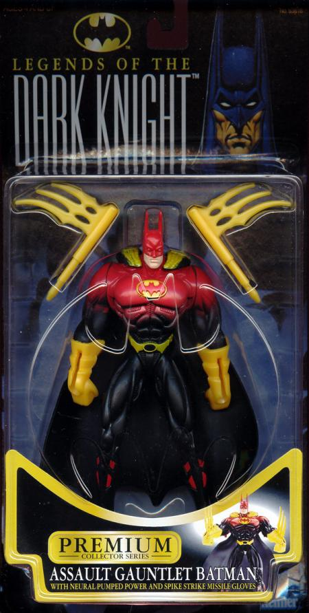 Assault Gauntlet Batman