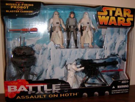 Assault Hoth Battle 5-Pack
