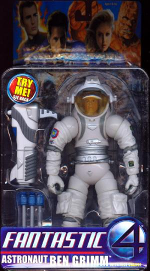 Astronaut Ben Grimm, clean
