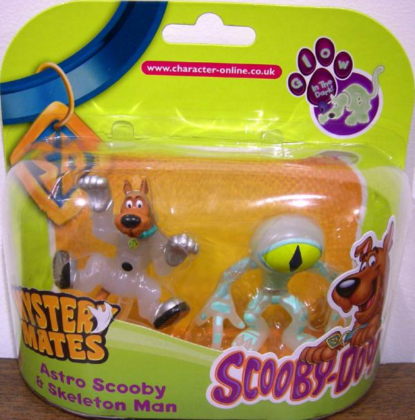 Astro Scooby Skeleton Man, Mystery Mates