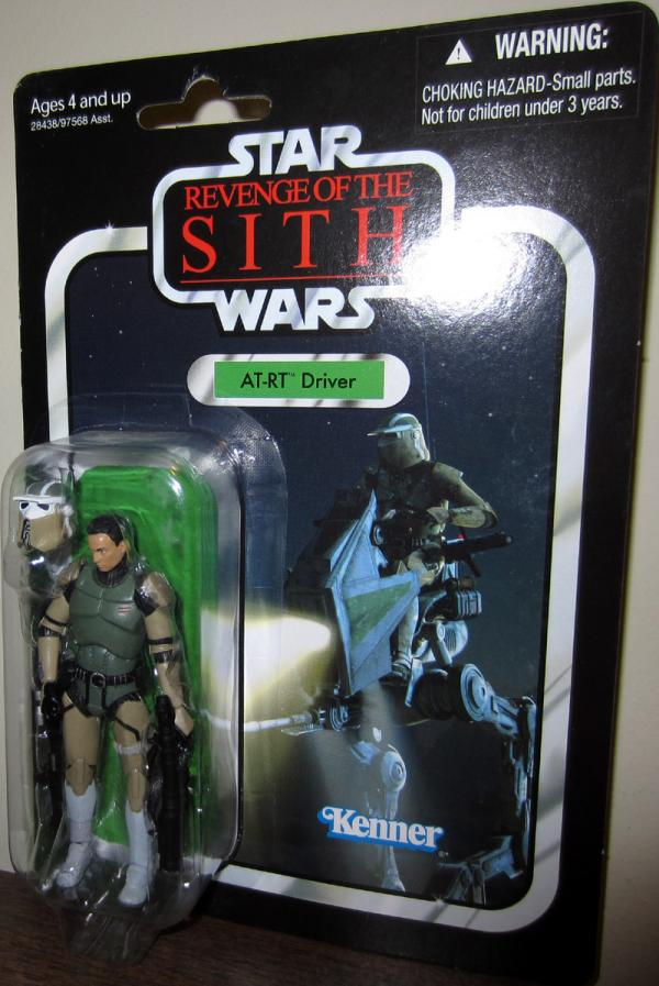AT-RT Driver Action Figure VC46 Star Wars Revenge Sith