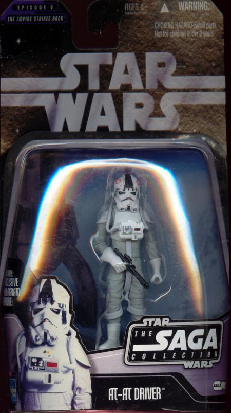 AT-AT Driver Figure Saga Collection 009 Star Wars Empire Strikes Back