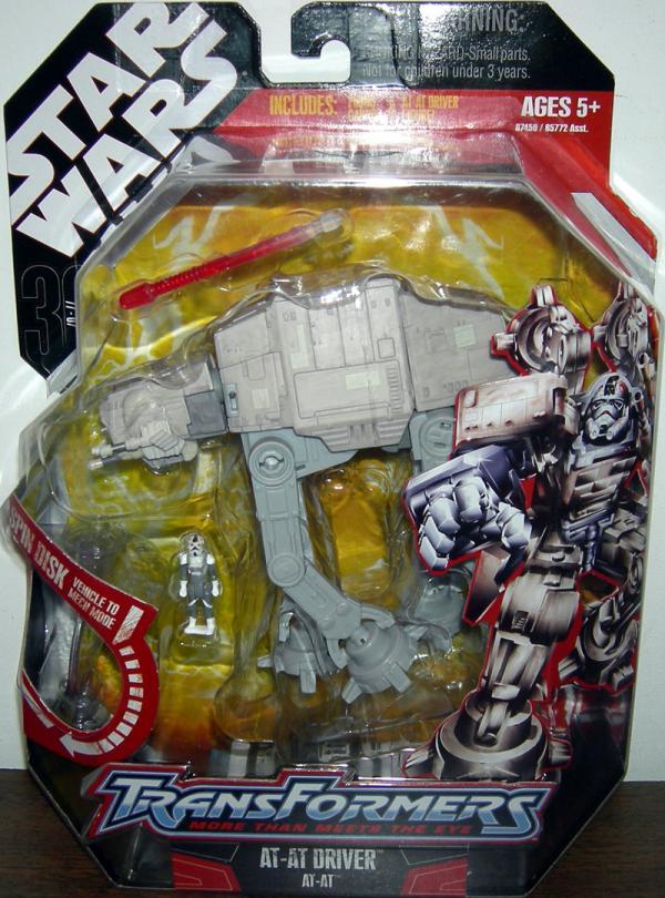 AT-AT Driver AT-AT, Transformers