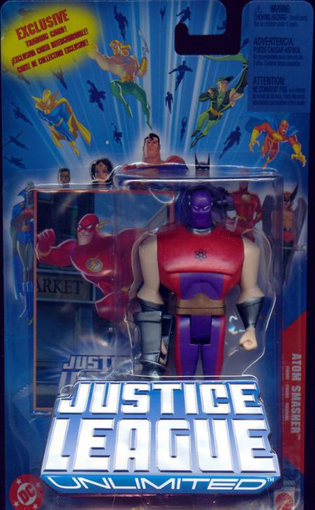 Atom Smasher, Justice League Unlimited