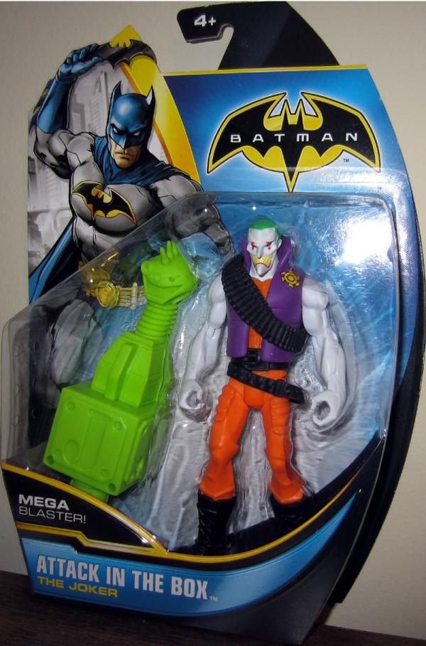 Attack In The Box The Joker Batman action figure
