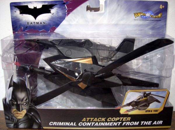 Attack Copter, Dark Knight
