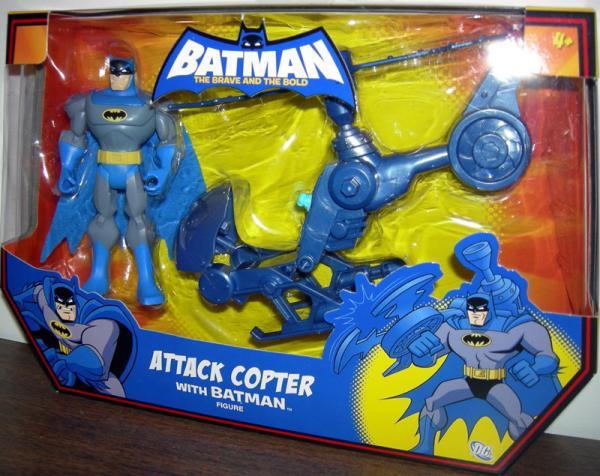 Attack Copter Batman