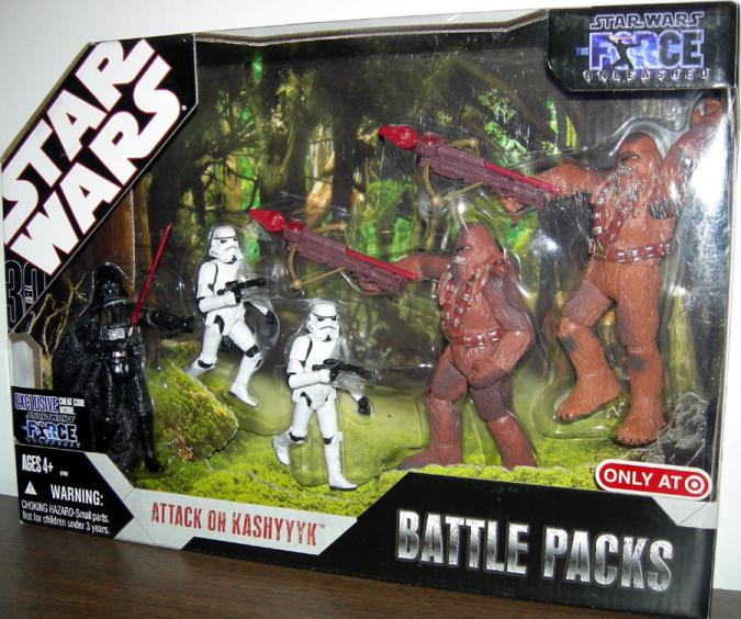 Attack Kashyyyk Battle 5-Pack