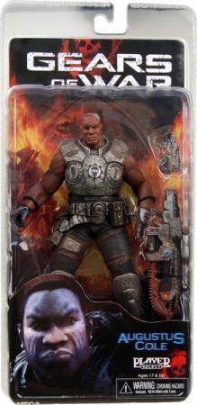 Augustus Cole Figure Gears War Neca Player Select