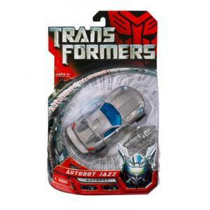 Autobot Jazz Figure Transformers Movie Deluxe Hasbro