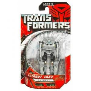Autobot Jazz, 3 1-2 inch Movie Legends