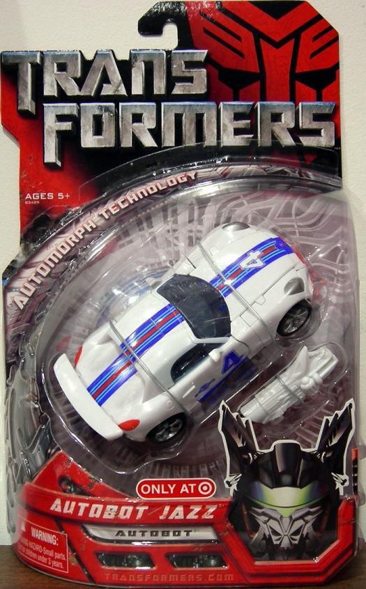 Autobot Jazz, Target Exclusive