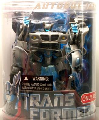 Autobot Jazz, Target Exclusive, boxed