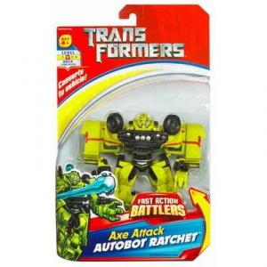 Axe Attack Autobot Ratchet, Fast Action Battlers