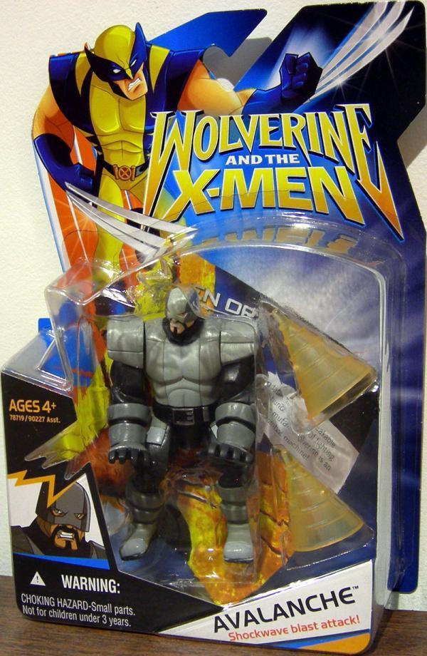 Avalanche, Wolverine X-Men