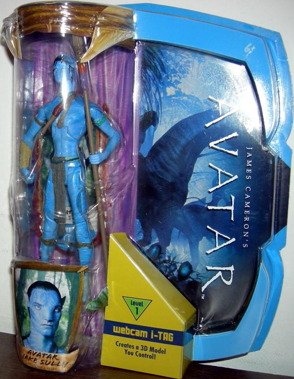 Avatar Jake Sully 7 inch action figure
