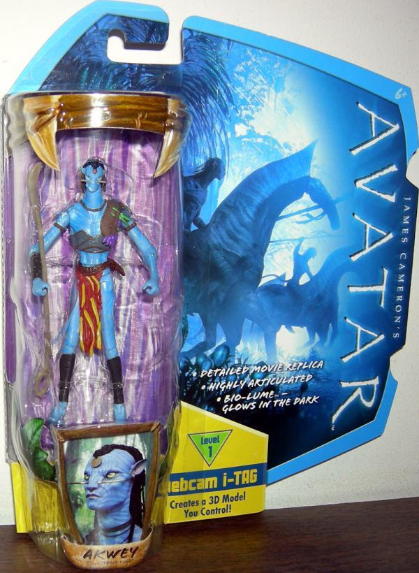 Akwey Figure Avatar Movie Mattel