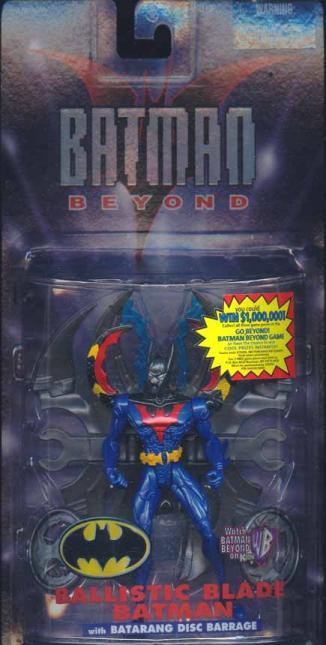 Ballistic Blade Batman