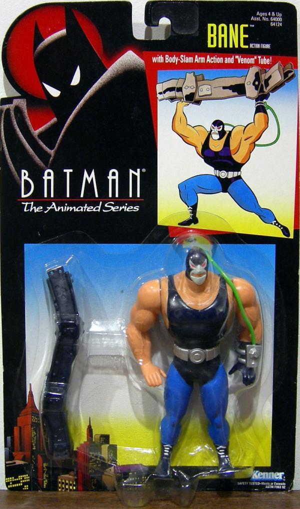 Bane Batman Animated Series