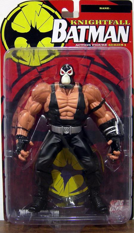 Batman Knightfall Bane Action Figure DC Direct