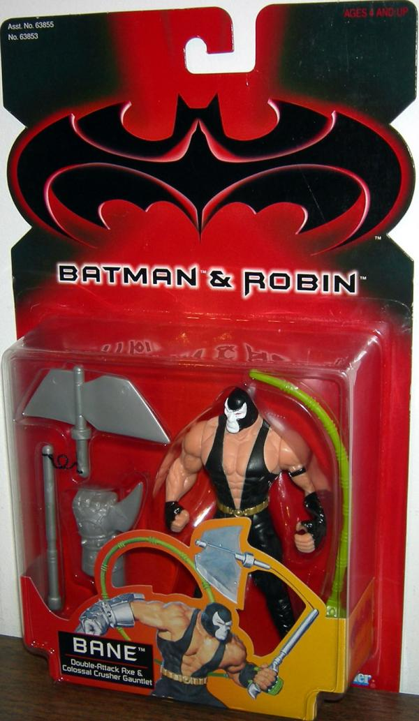 Bane Batman Robin Movie action figure