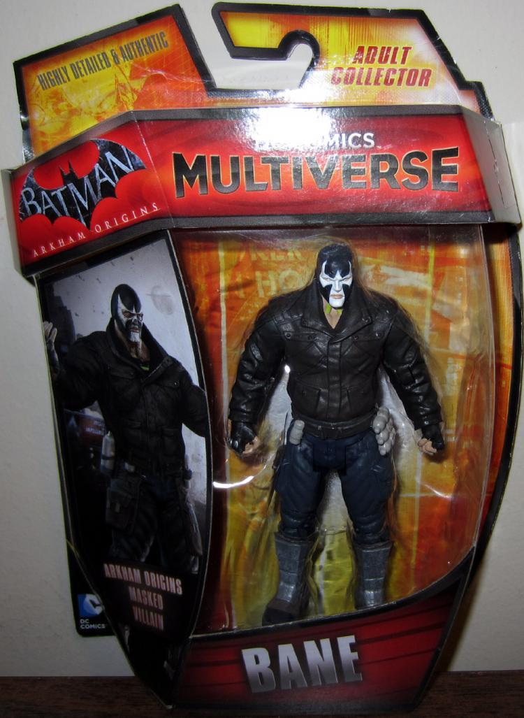 Bane DC Comics Multiverse Batman Arkham Origins action figure