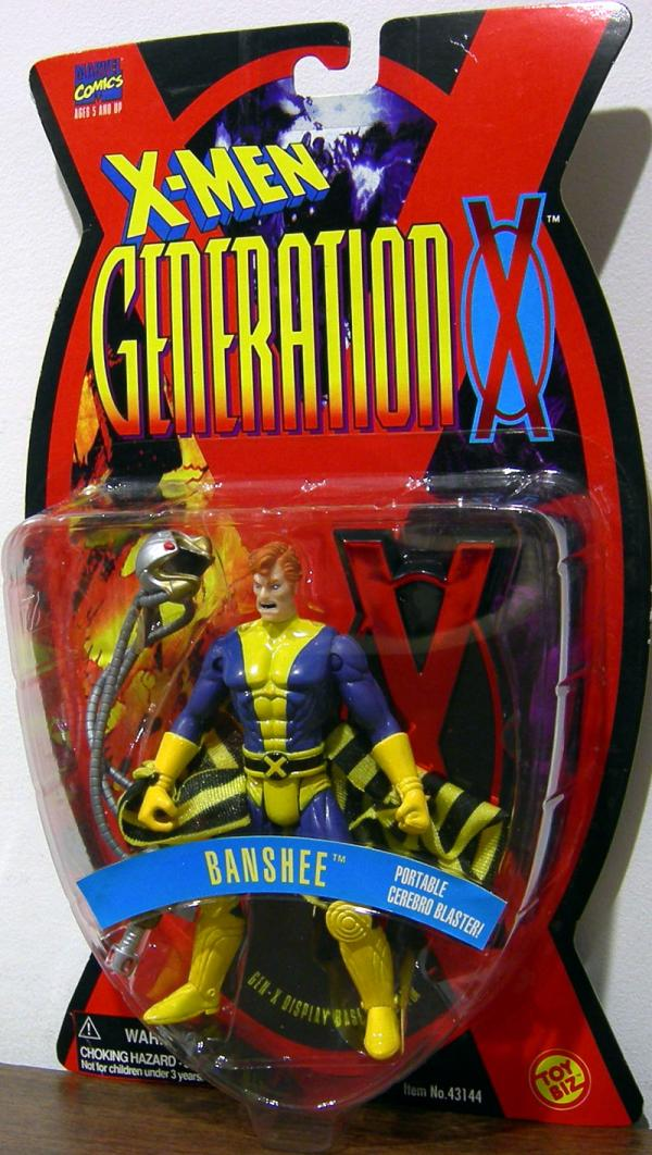 Banshee Generation-X