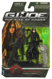 Baroness - Paris Pursuit Rise Cobra action figure