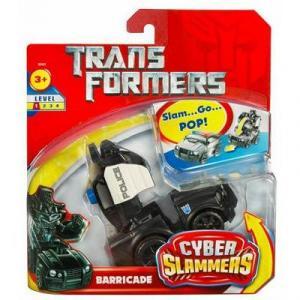 Barricade Cyber Slammers