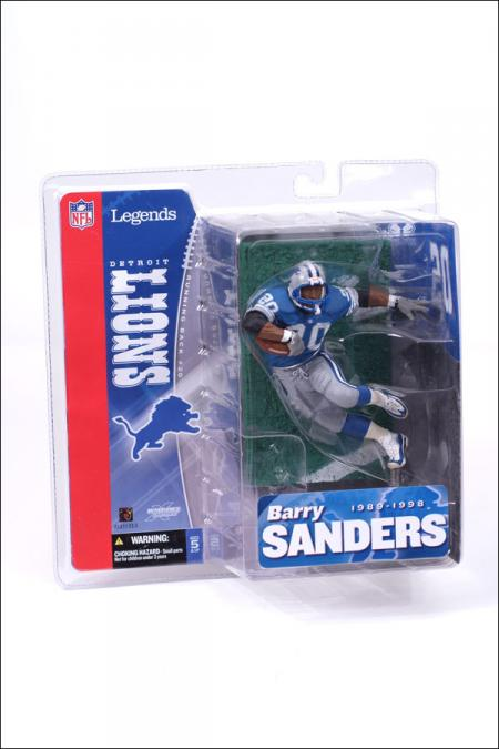 Barry Sanders Legends