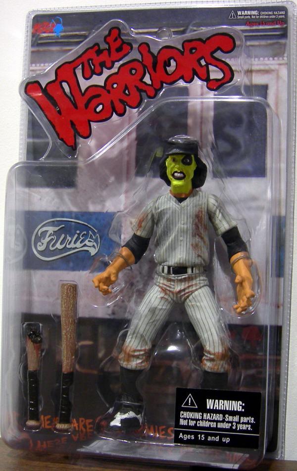 Baseball Fury Brawl variant