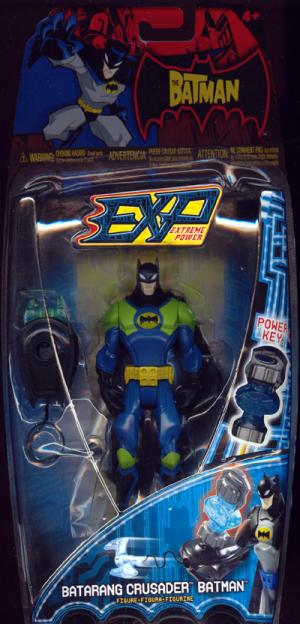 Batarang Crusader Batman EXP
