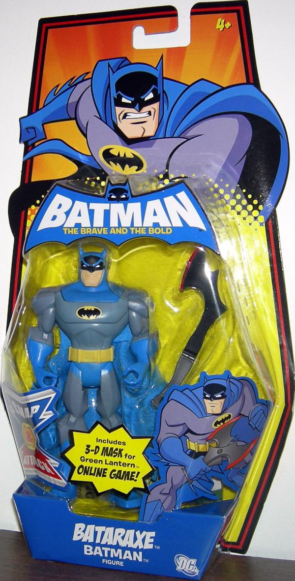 Bataraxe Batman